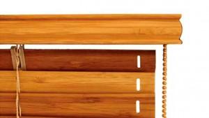 Bambusové žalúzie
