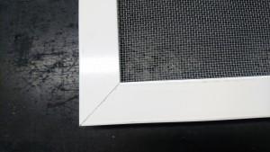 Okenná sieťka PŽ 24x24 (vnútorný roh)